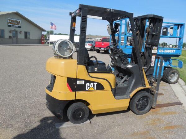 Caterpillar Forklift C5000