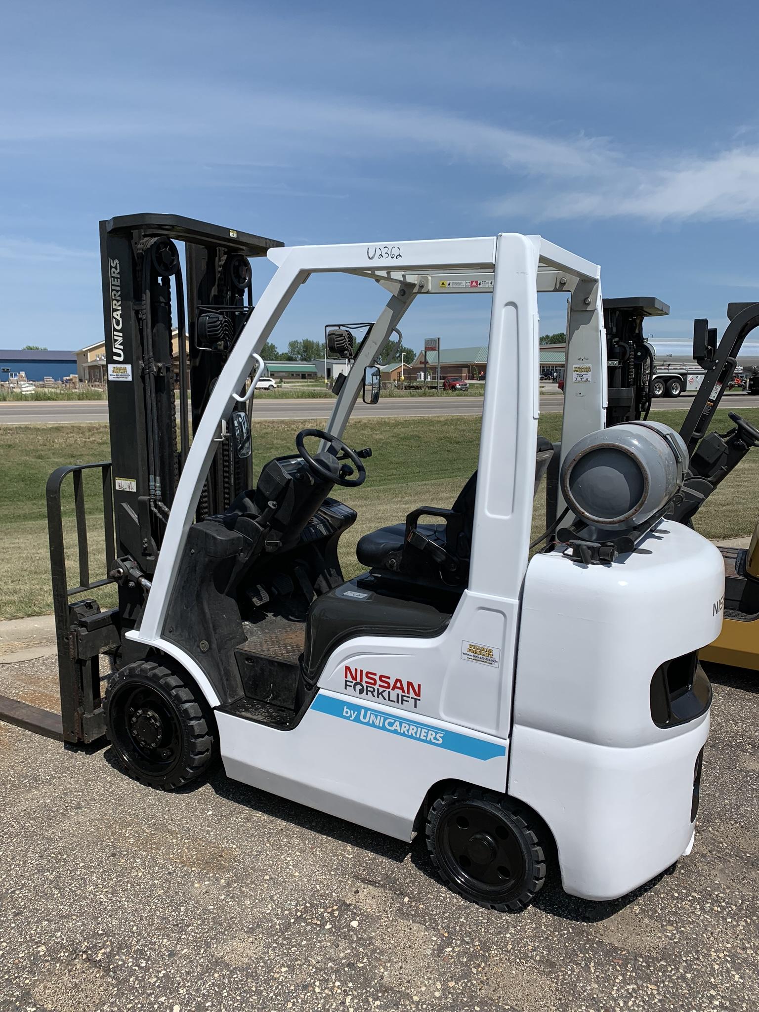 Nissan Forklift FCG30 N2362