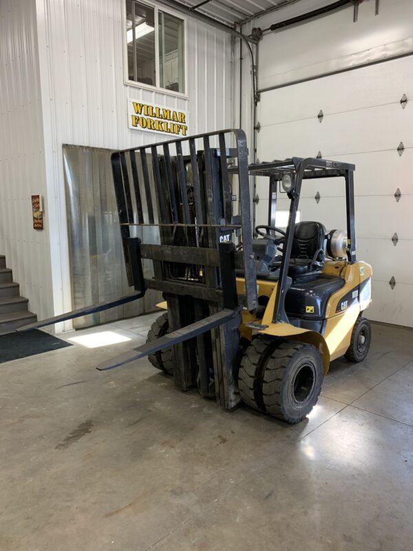 Caterpillar Forklift C7224