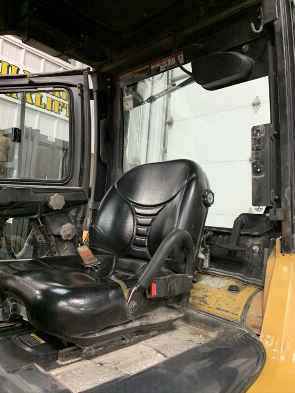 Caterpillar Forklift DP70 C0374R