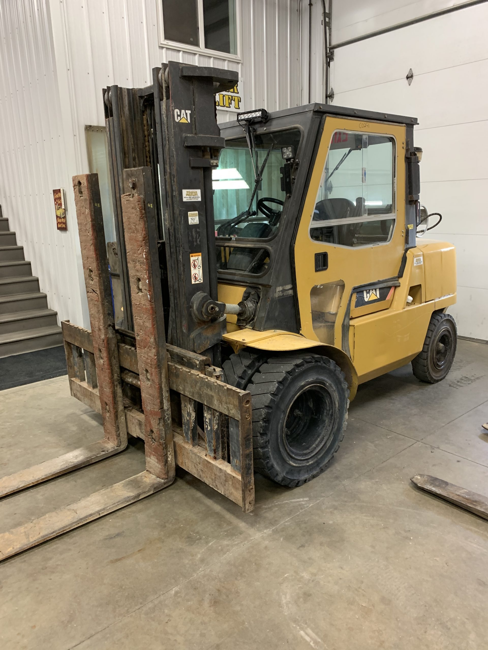 Caterpillar Forklift C0291 (2)