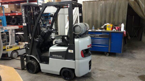 Nissan Forklift N2393