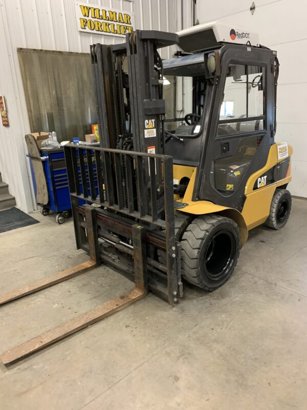 Caterpillar Forklift C0313 (3)