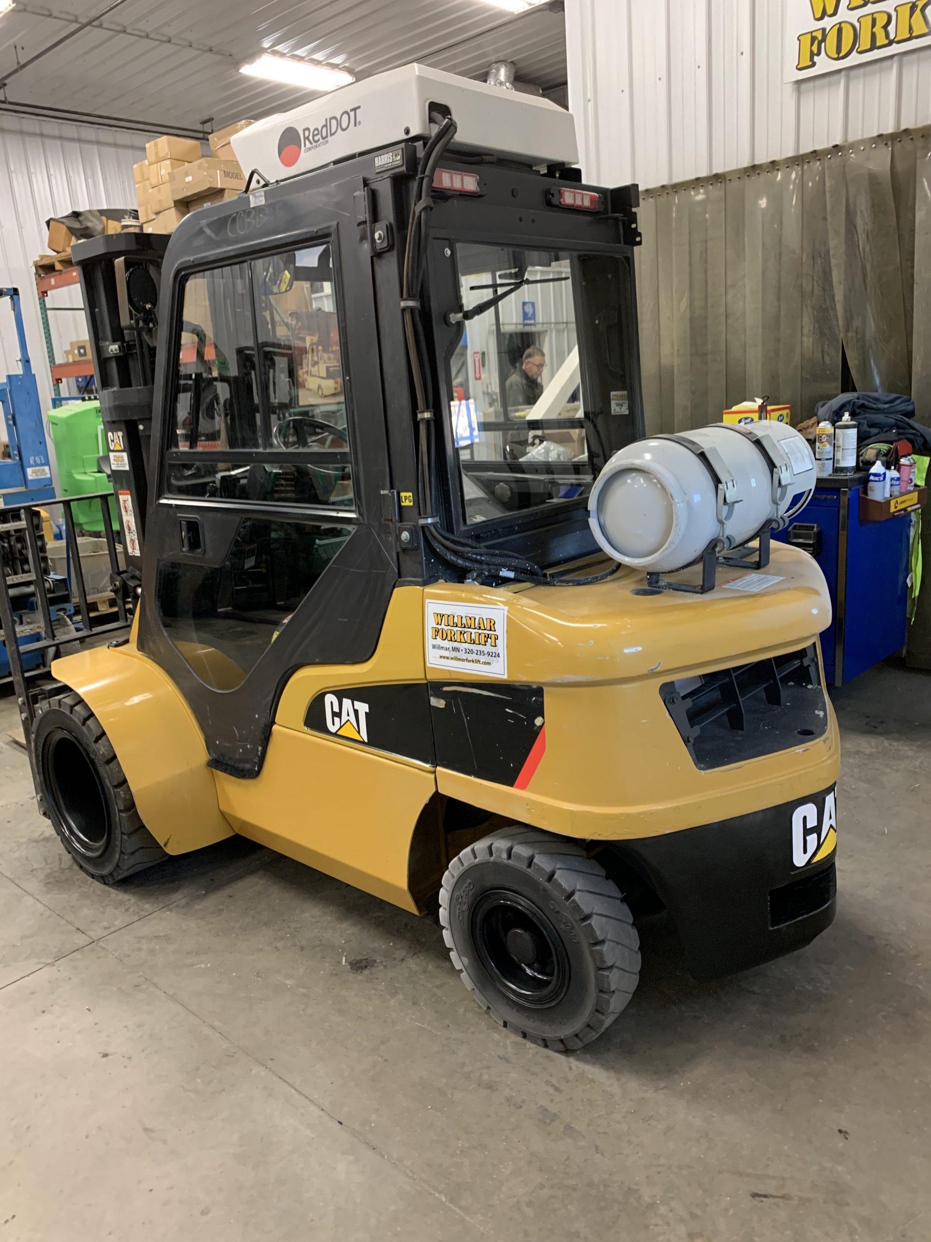 Caterpillar Forklift C0313 (1)