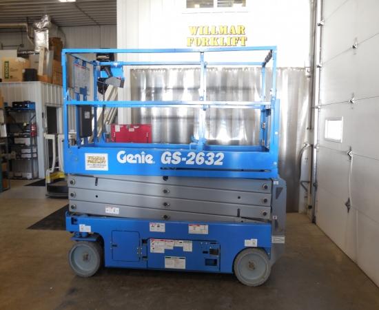Genie Scissorslift 2632 R77