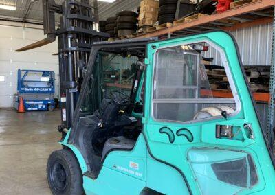 Mitsubishi Forklift M0140