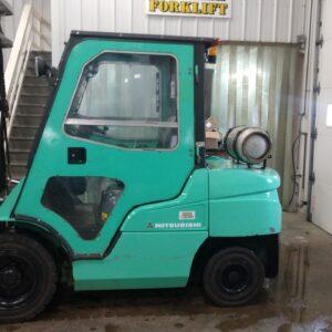 Mitsubishi Forklift FG35N M0140 (On Rent RG)