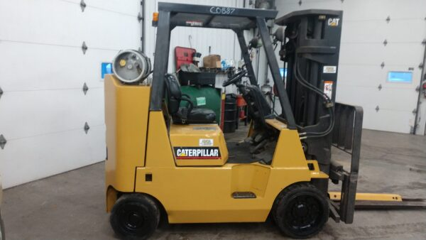 Caterpillar Forklift GC40KSTR C0087