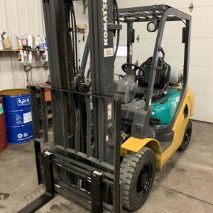 Komatsu Forklift FG25T K2524 (2)