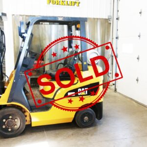 Sold Caterpillar 2C5000 C1179