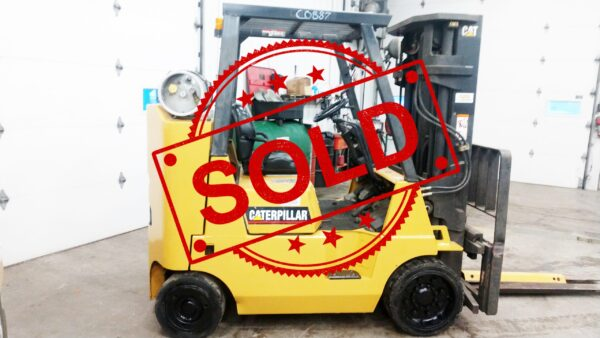 Sold Caterpillar C0887