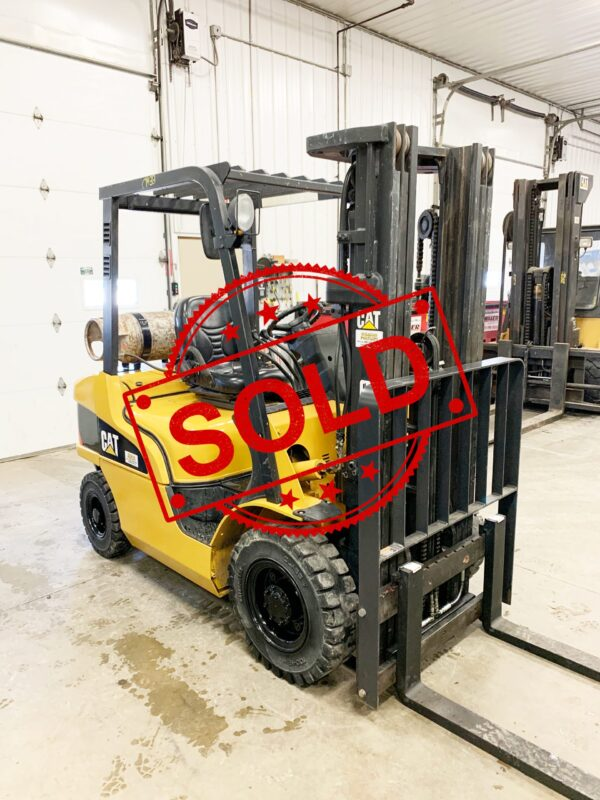 Sold Caterpillar P5000 C1443