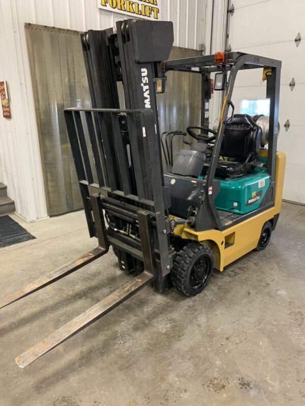 Komatsu Forklift FG15ST-17 K0736