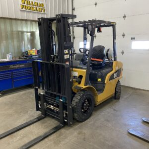 Caterpillar Forklift GP25N C7979R (On Rent GPC)