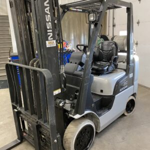 Nissan Forklift CL25 N0477 (On Rent GP)