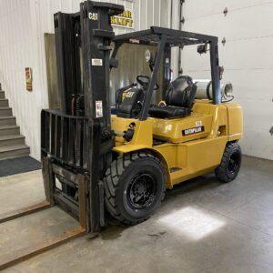 Caterpillar Forklift GP40KLI C0495 (On Rent WB)